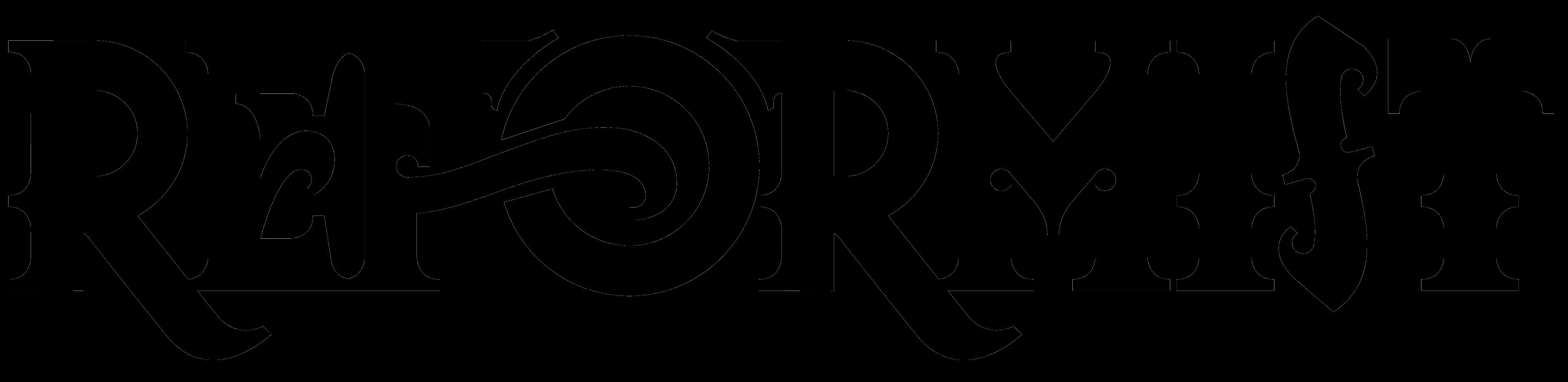 REFORMIST logo Black
